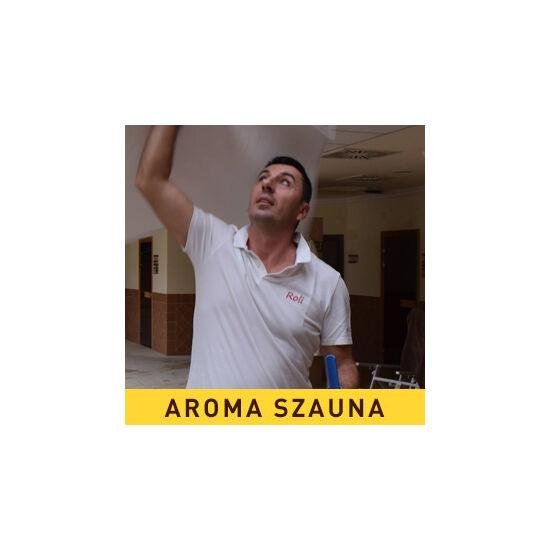 2017.05.06. - 22:30: Tótfalusi Roland: Spirit - mézes érzéki hidratálás, réti legyezőfűvel és homoktövis, ánizs illattkeverékkel(AROMA szauna) - karszalag: zöld