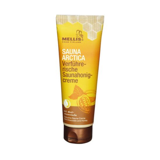 Szaunaméz krém mézes mentás csokoládéval - 125 ml