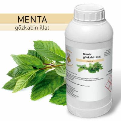 SzaunaSzeánsz® gőzkabin illat - Menta 1 liter - CSAK SZEMÉLYES ÁTVÉTEL