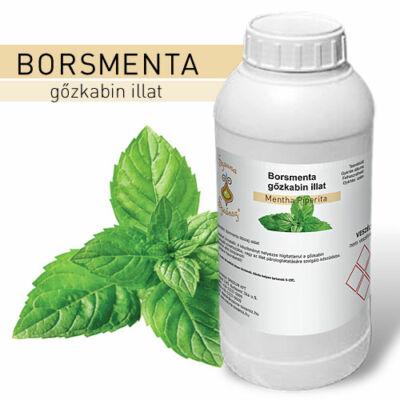 SzaunaSzeánsz® gőzkabin illat - Borsmenta 1 liter - CSAK SZEMÉLYES ÁTVÉTEL